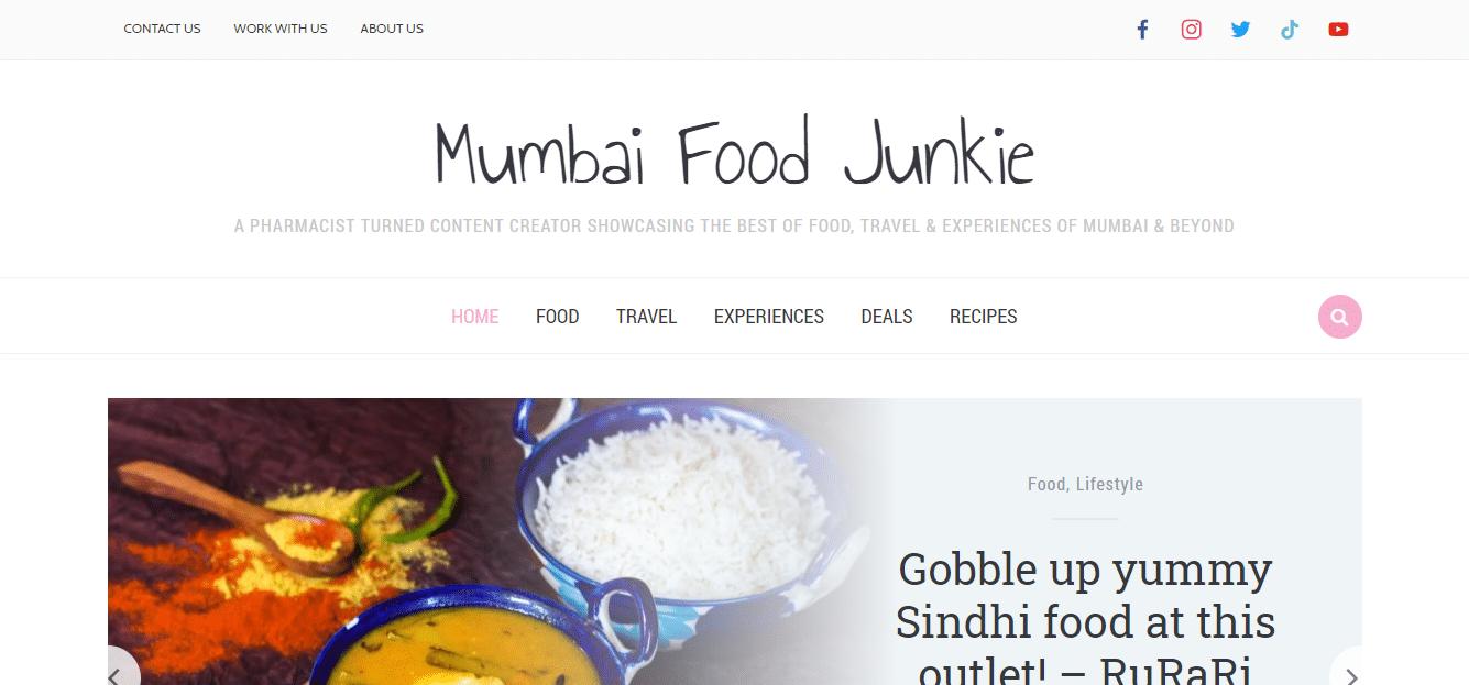 Mumbaifoodjunkie By Studious31